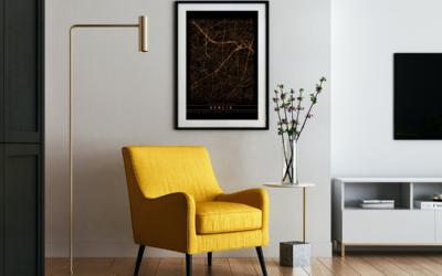 Welches Poster passt ins Wohnzimmer?