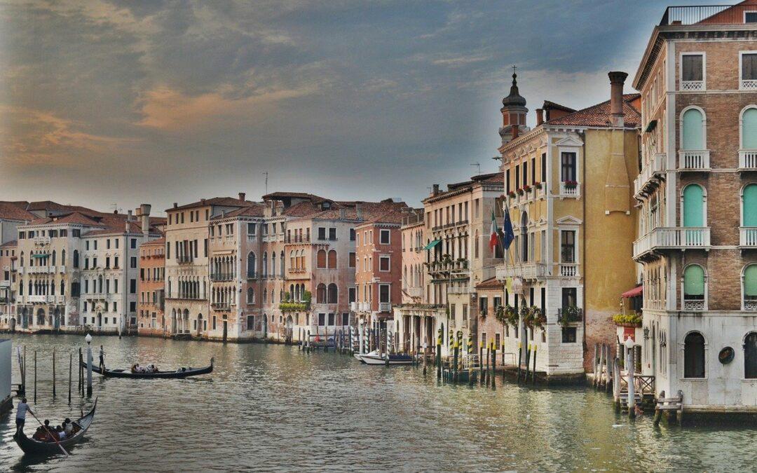 Venedig – TOP10 bemerkenswerte Fakten über die Stadt der Liebe!